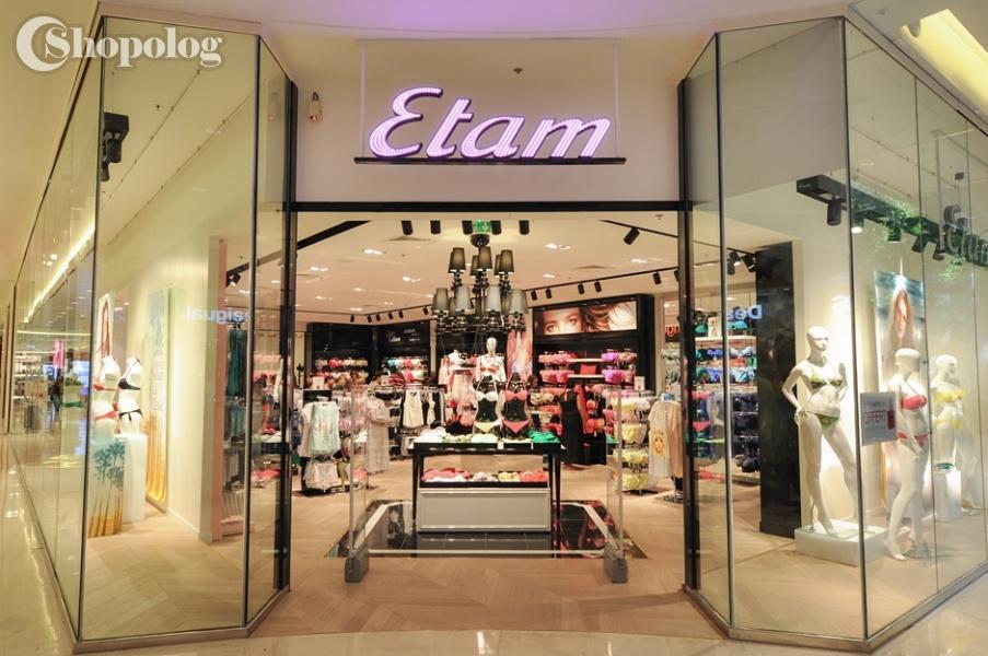 Женское белье магазины etam отличие камерного и бескамерного вакуумного упаковщика