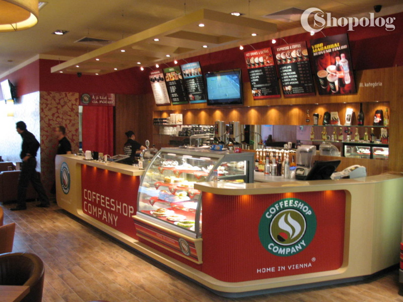 coffee shop business in india