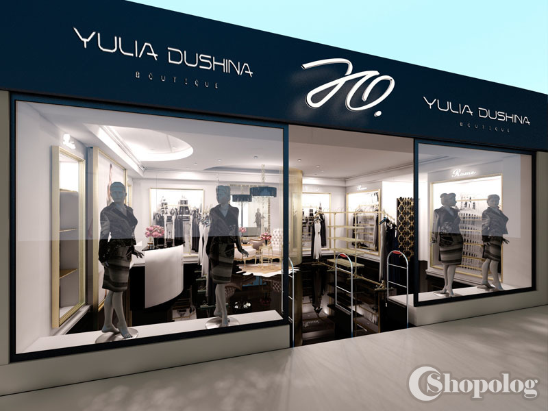 YULIA DUSHINA BOUTIQUE
