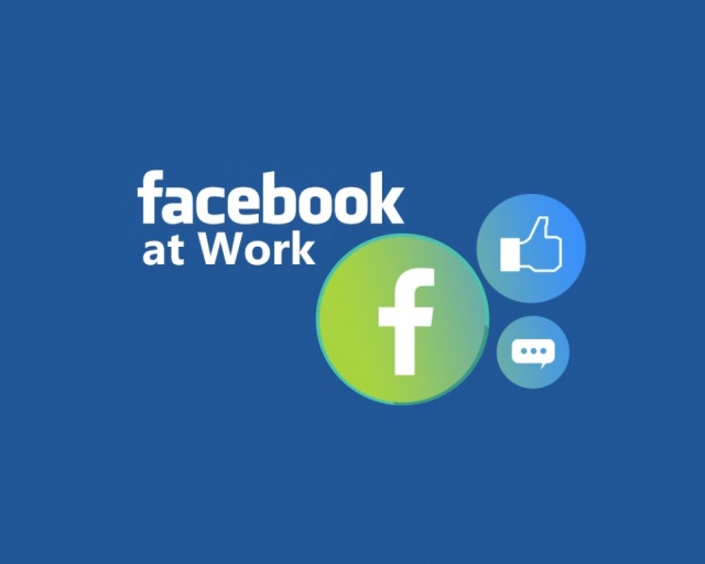 Cоциальная сеть Facebook at Work доступна в бета-версии