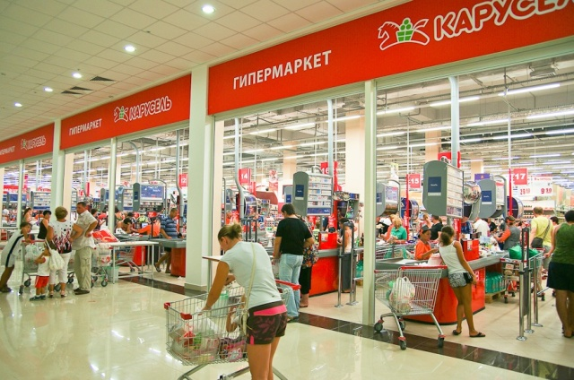 Cервис Click & Collect появился в «Каруселях» двух столиц