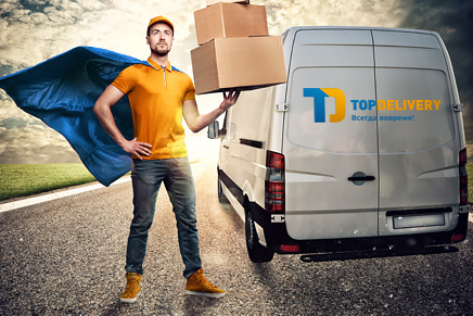 TopDelivery подвела итоги 2020 года