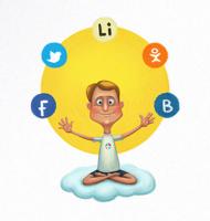 Новые технологии 2014 года. Статистика социальных активностей пользователей для интернет-магазинов