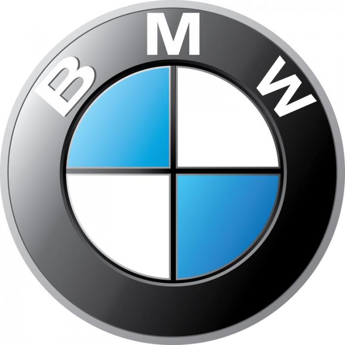 bmw фирменный салон бренд-бук